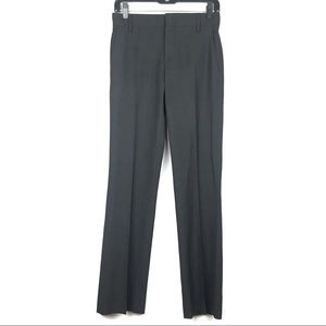 🛍 Zara Gray Slim Dress Pants Womens Size 2